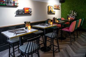 hip restaurant rosmalen